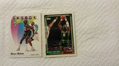 Moses Malone single basketball cards