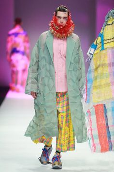 Angel Chen, SS15 The Rite of Spring