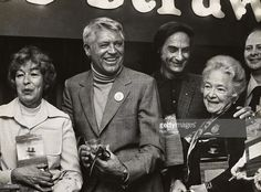 Eileen Heckart, Cary Grant, Sid Caesar, Helen Hayes and guest