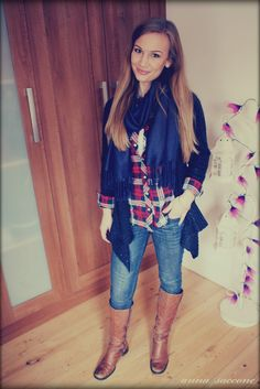 Anna Saccone: School Style