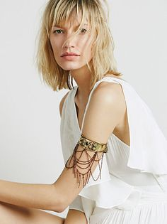 Chanour Antalya Coin Collar at Free People Clothing Boutique