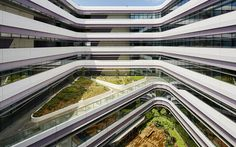 UNStudio completes the first phase of vast university masterplan in singapore