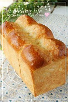「♪ホテルブレッド(イギリスパン)」菜未♪ | お菓子・パンのレシピや作り方【corecle*コレクル】