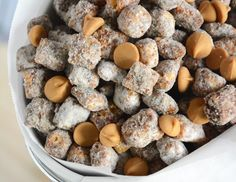 Captain Crunch Peanut Butter Puppy Chow | The Housewife in Training Files
