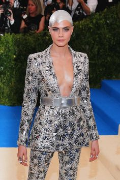 Cara Delevingne Fires Back at Sexist Critiques of Her Shaved Head