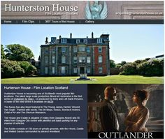 Hunterston House - film location. www.huntersonhouse.co.uk