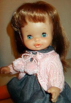 Cosiendo para Nancy, ademas de otras muñecas: famosa