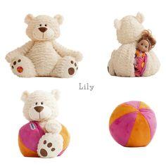 Bubby Balls - Lily Cream Bear
