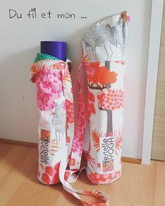 Sac pour tapis : Du fil et mon ...