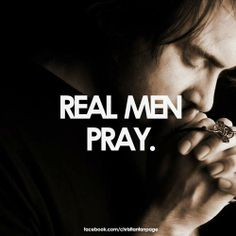 Amen praise God I'm blessed with a praying husband.