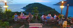 Phuket Villa rentals -  Cape Phromthep has a big car park, from which you climb some steps up to a big open area with views, a shrine, a lighthouse and firedancers at sunset!