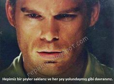 Film dizi replikleri: Dexter