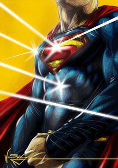 Superman. by kley-man