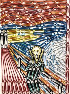 Baseado na pintura O Grito de Edvard Munch from with . ClipArt (based on Edvard Munch's The Scream) Edvard Munch, Le Cri Munch, Creative Photoshop, Piet Mondrian, Harry Potter Film, Art Clipart, Beauty Art, Paper Clip, Oeuvre D'art