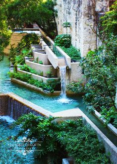 Travel Gallery: The San Antonio Riverwalk, Texas United States