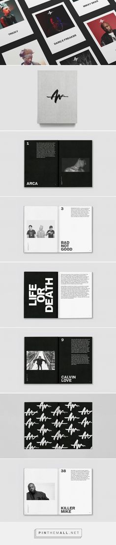 Life or Death — DIA — Strategy | Branding | Design | Motion | Type... - a grouped images picture - Pin Them All