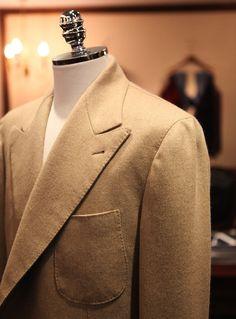 mypantalones:    Cotton Twill Overcoat.