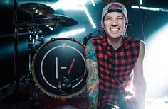 """""""hey im josh. i really love dark clothing and stuff like that. i love to play the drums."""" i laugh. """"introduce?"""""""