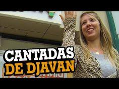 Pegadinha: Cantadas com letras do Djavan | Super Pérolas
