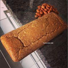 Quer aprender a fazer um pão de amêndoas sem glúten e sem lactose? Vem ver!