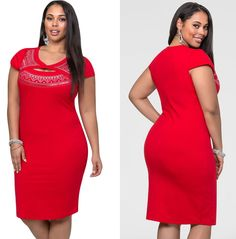 Robe moulante glamour grande taille - bestyle29.com