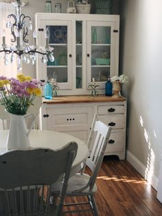 Dining Room Country Cottage Shabby Chic Style Dog Fr Design, Pictures, Remodel, Decor and Ideas