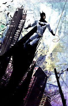 A Batman for Batman's sake by skyscraper48.deviantart.com on @DeviantArt