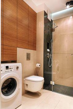 Mała łazienka: na wymiar