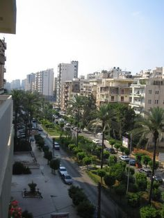 LEBANON, TRIPOLI, THE NEW CITY