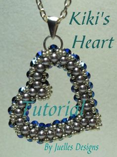 Tutorial for The Three Sisters Bracelet by JuellesDesigns on Etsy