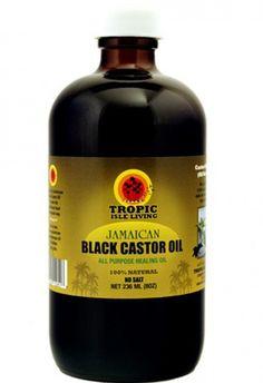 4 Jamaican Traditional Secrets 4 Longer Natural Hair  1. Coconut milk 2. Jamaican black castor oil (JBCO)  3. Beeswax   4.Hot Oil treatments
