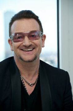 Bono at the Mondrian Soho - U2 Ordinary Love press conference - New York City…