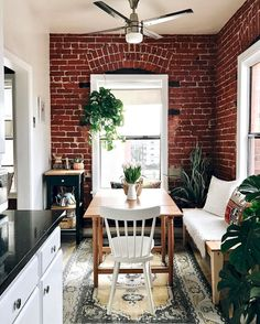 House Decor On A Budget Small Apartments organizing Ideas . Unique House Decor On A Budget Small Apartments organizing Ideas . Refreshingly Minimalist Small Space Hacks Home Decor Home Design, Home Interior Design, Design Ideas, Interior Livingroom, Kitchen Interior, Interior Ideas, Brick Interior, Design Homes, Simple Interior