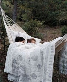 This is how I would like to spend my day. Hammocks are one of my favorite things!