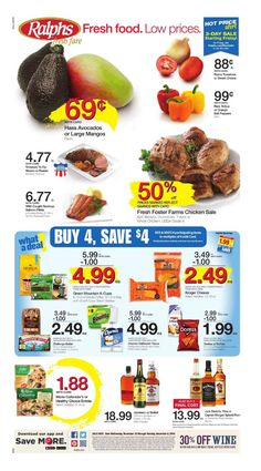 Ralphs Weekly Ad November 30 - December 6, 2016 - http://www.olcatalog.com/grocery/ralphs-weekly-ad.html