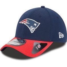 New Era 2015 Draft 39Thirty Flex Cap-Navy Jersey Patriots 4b13aa36d