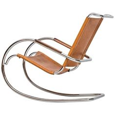 Rocking Chair Produced by Fasem in Italy | From a unique collection of antique and modern rocking chairs at https://www.1stdibs.com/furniture/seating/rocking-chairs/ #RockingChair