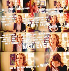Buffy the Vampire Slayer: Anya in The Body