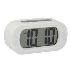 Large Screen Silicone Alarm Clock - 100fr Digital Alarm Clock, Appliances, Gadgets, Accessories, Home Appliances