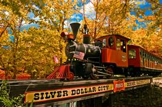 Branson, Missouri | Silver Dollar City
