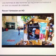 """Elisabeth Vaillé (@elisabethvaille) sur Instagram: """"Vidéo of the day, Avignon 🙏🏻c'est aussi ça le festival #videooftheday #bhakti #avignon…"""" Elisabeth, Electronics, Tv, Photography, Instagram, Home, Photograph, Television Set, Fotografie"""