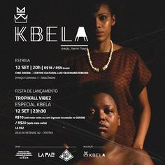 'K-Bela', a short film written, directed and featuring black women, is being hailed as a milestone in Brazilian cinema!