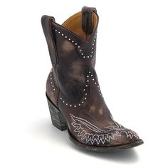 Old Gringo Chocolate Carmelos Boot at The Maverick Western Wear