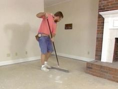 How to install a wall-to-wall carpet
