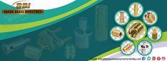 Enrich vast experience in this field we at Bhanu Brass Industries provides precision quality of #Brassturnedparts manufacturers in Jamnagar India.Visit @ www.brassmanufacturersindia.com