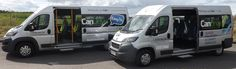 Ever wondered who can drive a minibus?  Have a read of our 'Can I Drive A Minibus?' webpage to find out!