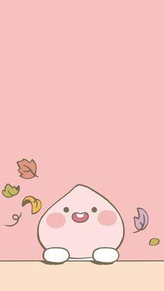Kakao Friends Little Apeach, (Wallpaper 9 :