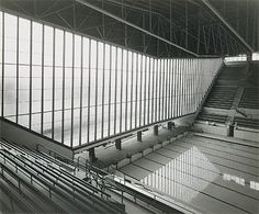 Melbourne 1956 Olympic Pool - Glass House
