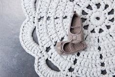 Items similar to Hooked Design grey lace carpet, in) on Etsy Crochet Doily Rug, Crochet Home, Crocheted Lace, Rug Hooking, Floor Rugs, Merino Wool Blanket, Rugs On Carpet, Crochet Projects, Design Inspiration