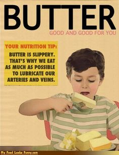 Humour butter advertisment                               http://tantratshirt.som